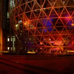 The stunning Shanghai dome